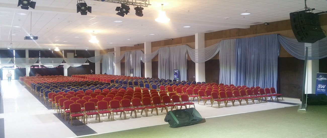 D'Podium International Event Centre
